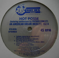 """12"""" US**HOT POSSE - AN AMERICAN DREAM (MEDLEY) (MOBY DICK '81 / COWLEY)***22439"""