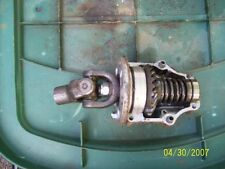 1986 YAMAHA MOTO 4 225 2WD TRANSFER CASE WITH YOKE