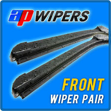 MG MG TF Aero RetroFit Windscreen Wiper Blades Pair CAR ID16621