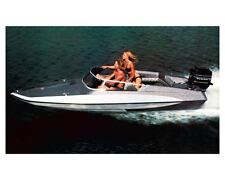 1977 Glastron GT 150 Power Boat Factory Photo ud0933