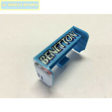 W8282 Scalextric Spare Rear Wing for Beneton F1