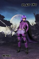 1/6 Play toy P002 Purple girl-Hit Girl Chloe w/ACCESSORIES MISB