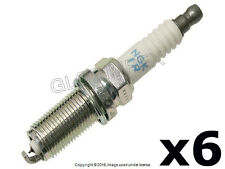 LAND ROVER LR2 (2008-2012) Spark Plug (Set of 6) NGK OEM + Warranty