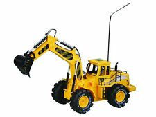New York Gift 1:10 Scale Function Scale Remote Control Digger Truck with Scale