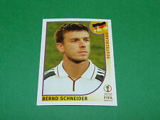 N°324 SCHNEIDER ALLEMAGNE PANINI FOOTBALL JAPAN KOREA 2002 COUPE MONDE FIFA