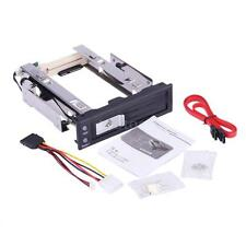 "3.5"" SAS/SATA III Hard Drive HDD Internal Enclosure Docking Station Z8Z0"