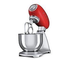 Smeg SMF01RDEU 4,8 L Küchenmaschine, rot O8E1-NF187