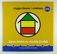 "2 x 12"" Maxi - Simon Harris - Ragga House (Remixes) - B3781 - washed & cleaned"