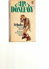 J.P.DONLEAVY : SCHULTZ / PENGUIN 1981 / GOOD.