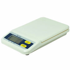 Compact 3Kg x 0.5g 0.01oz Precision Digital Kitchen Scale Food / Postal /Jewelry