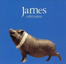 Millionaires [US] by James (CD, Oct-1999, Mercury)