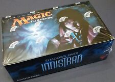 MAGIC MTG SHADOWS OVER INNISTRAD BOOSTER 1/4 BOX LOT = 9 PACKS FREE SHIPPING