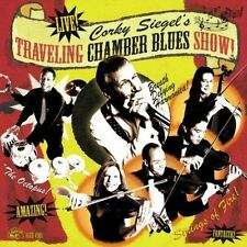 Corky Siegel's Traveling Chamber Blues Show! - Corky Traveling C (2005, CD NEUF)