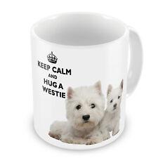 Keep Calm And Hug A Westie Coffee / Tea Mug