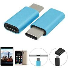 USB 3.1 Type-C to Micro USB Data Charging Adapter for Oneplus 2 12'' MacBook HOT