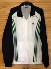 VINTAGE RETRO 90s ADIDAS URBAN RENEWAL GRUNGE JACKET TRACKSUIT TOP COAT 42/44