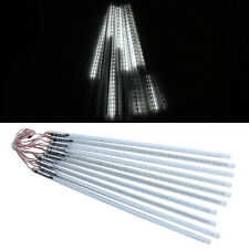50CM 10Tubes 3528 ledString Snowfall Meteor 60LED Light Christmas Wedding White