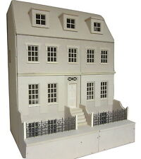 The Caswell House with Basement 1/12th scale Georgian Mansion,  - FREE UK P&P