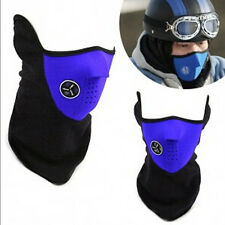 1Pc Anti-dust Half Face Mask Motorcycle Bicycle Cycling Winter Warmer Skateboard
