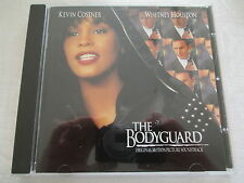 The Bodyguard Soundtrack - Whitney Houston, Joe Cocker ua - CD no ifpi Neuwertig