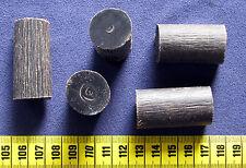 50 Gamm Pack massive Hornrollen Tierhorn, Hornplatte, Hornscheiben, Hornstäbe