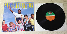 "STEVE ARRINGTON (LP) ""THE JAMMIN´ NATIONAL ANTHEM"" [1986 ATLANTIC REC.]"