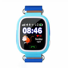 Touch Screen Smart Watch Kinder Uhr GPS Tracker Ortung SOS SIM Handy Smartphone