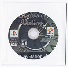 Shadow of Destiny (Sony PlayStation 2, 2001)