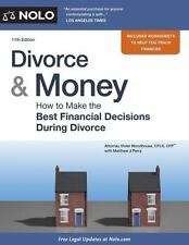 Divorce & Money: How to Make the Best Financial Decisions During-ExLibrary