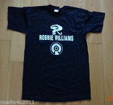 ROBBIE WILLIAMS INTENSIVE CARE 2006 UK/EUROPE CONCERT TOUR MEDIUM T SHIRT NEW