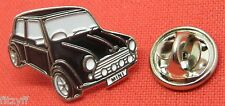 Black Mini Lapel Cap Hat Tie Pin Badge Brooch Car Motor Gift Souvenir