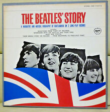 Japan Apple Box   The Beatles' Story   Free Shipping