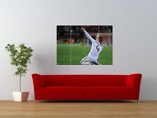 SERGIO RAMOS CELEBRATION REAL MADRID GIANT ART PRINT PANEL POSTER NOR0225