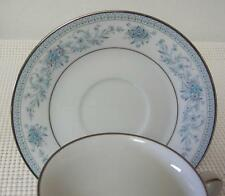Noritake BLUE HILL REPLACEMENT SAUCER for TEACUP Contemporary China Pat. 2482