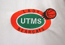 UNION TOWNSHIP Middle School lrg basketball warm-up jersey Bearcats INDIANA