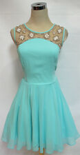 City Triangles Pale Aqua Prom Party Dress 9 - $80 NWT