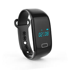 JW018 Smart Touch Bracelet Watch Heart Rate Monitor Fitness Tracker Pedometer