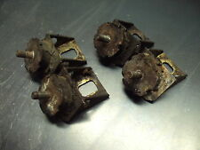 1997 97 SKI DOO ROTAX SUMMIT 670 SNOWMOBILE MOTOR ENGINE MOUNTS MOUNT
