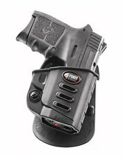 Fobus - SWBG - S&W Bodyguard with Crimson Trace Laser -right hand PADDLE HOLSTER