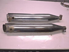 05 Harley Davidson FLHT Electra Glide Vance and & Hines muffler pipe exhaust set