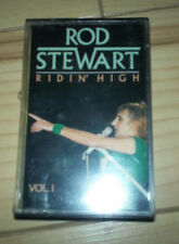Rod Stewart Ridin' High Vol I Cassette  SEALED