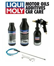 LIQUI MOLY's Particulate Filter Cleaning Kit For Your Diesel