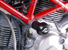 PUIG Protectores motor topes anticaidas R12  NEGRO DUCATI MONSTER 695 (2006-2008