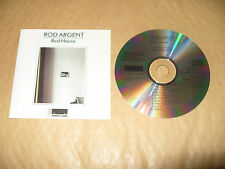 Rod Argent Red House cd 10 tracks Early Rare Press 1988 Excellent Condition