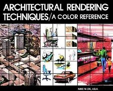 Architectural Rendering Techniques: A Color Reference