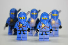 LEGO Ninjago Blue Ninja Jay Minifigure NEW (X5) from 2506
