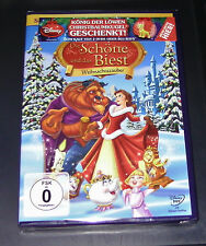 DIE SCHÖNE UND DAS BIEST WEIHNACHTSZAUBER SPECIAL EDITION DVD NEU & OVP
