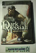 DARK MESSIAH MIGHT AND MAGIC SANS NOTICE - PC CD-ROM