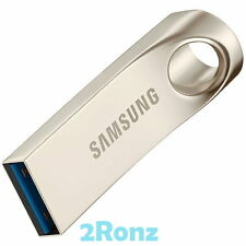 Samsung Bar 32GB 32G USB 3.0 Flash Drive Disk Memory Keyhole MUF-32BA Metal
