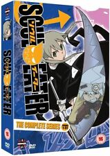 Soul Eater: Complete Series - Dvd - Anime - New